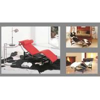 China chaise longue corbusier LC4, chaise en cuir moderne, canapé-lit en cuir, #076 de cabriolet de le on sale