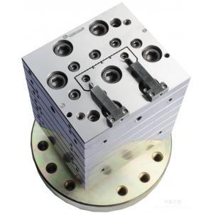 China Molde plástico personalizado do trabalho feito com ferramentas do molde de extrusão do diâmetro e do comprimento on sale