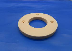 China Alumina 90mm Diameter Ceramic Seals For Water Pumps , High Abrasive Resistance on sale