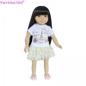 China Custom DIY soft cloth body doll wholesale smiling angel doll molds high quantity on sale