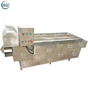 China Frozen Chicken Feet Processing Line Chicken Claw Cutter Duck Paw Cutting 4kw Power on sale