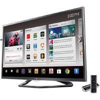 """LG Electronics 60GA6400 60"""" Full HD 1080p 3D LED Google TV Price $910"""