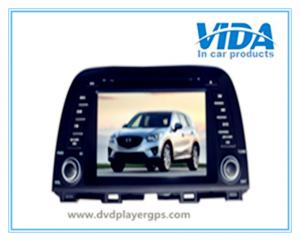 China 8'' MAZDA Two DIN Car DVD Player for CX-5 with HD touch Screen 3G Wifi GPS on sale