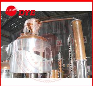 China 700 Gallon Commerical Electricity Alcohol Distiller System Parrot Outlet on sale