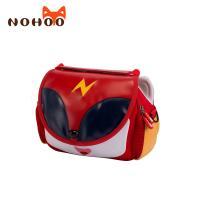 Nohoo new product nursery school neoprene and PU shoulder children backpack