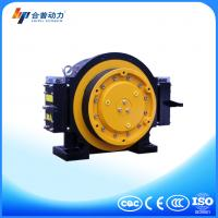 China WTD1-B 450kg machine roomless good quality traction machine with push button for elevator on sale