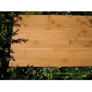 China Waterproof Bamboo Flooring,Carbonized Color indoor bamboo flooring With Semi-matt Finish on sale