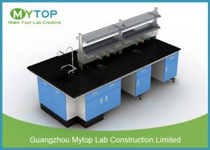 China Lab Cabinets And Countertops Starch Resistance , Modular Laboratory Furniture on sale