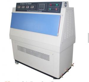 China 290 ~ 400nm UV Wavelengh Weather Resistance Test Chamber Under Ambient~90℃ Temperature on sale