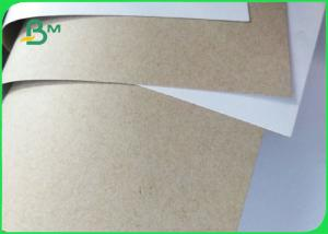 China FSC Certificated 250 300 350GSM White Horse Duplex Board Gray Back on sale