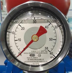 China API 7K Mud Pump parts Pressure Gauges on sale