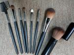 Face Professional Cosmetic Brush Sets 8 pcs With Natural Soft Hair
