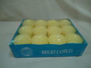 China Bergamot Scented Votive Candles Set For Travel, Wedding on sale