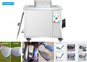China Token Operating Ultrasonic Golf Club Cleaner For Professional Golf Court 36L on sale