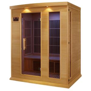 China Modern House Outdoor Sauna Steam Room Home Steam Infrared Sauna Room on sale