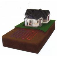 High Temperature Ground Source Heat Pump, cooling and heating