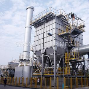 China Industrial Dust Collector Cartridge Ffilters Suction Fan Blower 20000 M3/H on sale