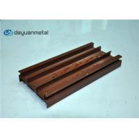 Alloy 6063 Powder Coating Aluminium Windows Profile 5.98 Meter Length