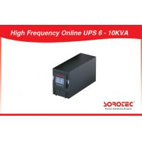 China High Frequency Single Phase Online Ups 10Kva With Lcd or Led Display on sale