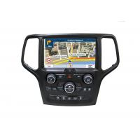 Android 2 Din Car GPS Navigation System For Jeep Grand Cherokee Car Video Player