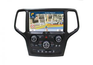 China Android 2 Din Car GPS Navigation System For Jeep Grand Cherokee Car Video Player on sale