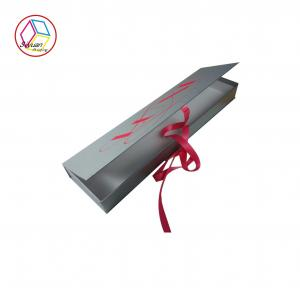 China Collapsible Hair Extensions Packaging Box / Decorative Magnetic Boxes on sale