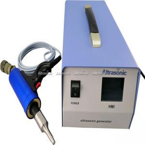 China 35kHz Ultrasonic Spot Welding Machine for Sealing Modern Food Packaging on sale