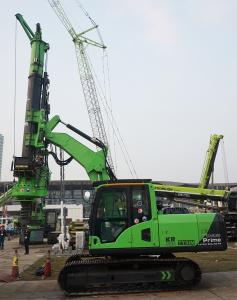 China 600 / 900 mm Max cylinder trip Rotary Piling Rig 1 m Max drilling diameter on sale