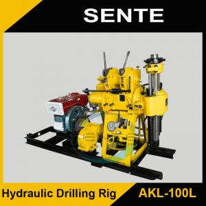 China Your best choise AKL-100L ground hole drilling machines on sale