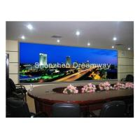 P 7.62mm SMD 3528 Indoor Full Color LED Display For Hotel , Commercial LED Video Wall Panels
