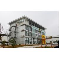 Prefabricated Modular Structural Steel Structure Commercial Building