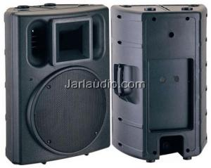 China 8″ 2 Way Plastic Cabinet Speaker , Active / Passive PA Audio Speakers on sale