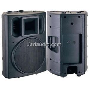 China 8″ 2 Way Plastic Cabinet Speaker , Active / Passive PA Audio Speakers on sale