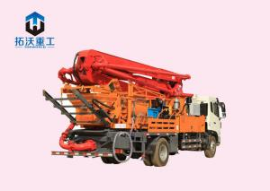 China ISO Certification Truck Mounted Concrete Pump / Cement Concrete Pump on sale