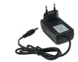 China Eu Plug Universal Ac Dc Power Adapter For Cctv Camera / Wall Mount Power Supply 90~220v Input on sale