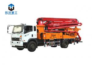 China Safe And Reliable Concrete Mixer Water Pump Truck φ200×1000 Delivery Cylinder on sale