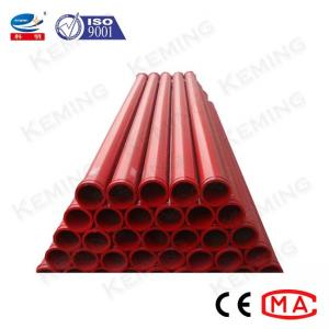 China ST52 DN125mm Trailer Mounted EPDM Concrete Pump Pipe on sale