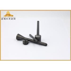 Custom Design Tungsten Carbide Blasting Nozzle , Excellent Wear Resistant Carbide Blast Nozzle