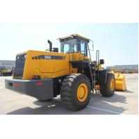 6 Ton Wheel Loader Machine 966H / Industrial Construction Machinery