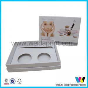 China Fashion Customize  Paper Packaging Boxes with Insert for Cosmetic on sale