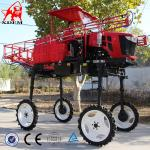36.8hp Agriculture Boom Sprayer , 4WD Self Propelled High Clearance Sprayer