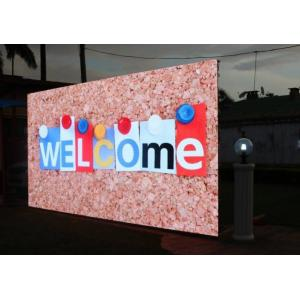 China P6 advertising video wall rental led screen waterproof outdoor cabinets on sale