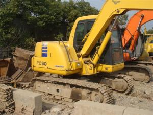 China $23000 Komatsu PC60-7 USED mini excavator on sale