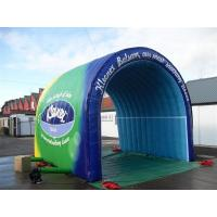 customized inflatable tunnel tents with high quality