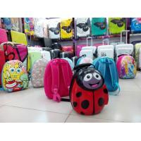 cheap popular 2014 new egg shaped kids backpacks bag in baigou baoding hebei China Factory