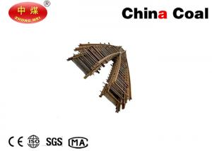 China Railway Equipment Equilateral Turnout Mine Narrow Gauge Crossover Track Switch on sale