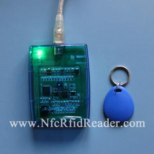 China 13.56 Mhz Contactless Smart Card Reader on sale