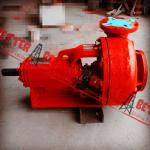 BETTER Mission Magnum 6x5x14 Centrifugal Slurry Pumps Complete w/Mechanical Seal RH Impeller 14 Red Painting