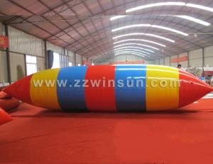 China Popular toy Water Games large Inflatable Water Blob for Sale on sale