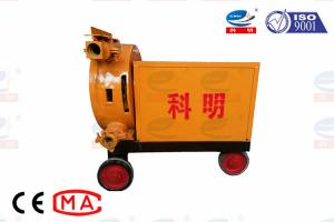 China High Efficiency Peristaltic Hose Pump Concrete Pumping Equipment Stable Pumping Flow on sale